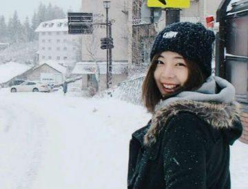 Shima Ishii French Student フランス語