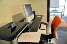 Language Cafe Desk
